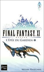 couverture, jaquette Final Fantasy XI - Online 5