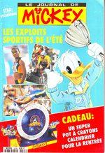 Le journal de Mickey 2150 Magazine