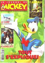 Le journal de Mickey 2798 Magazine