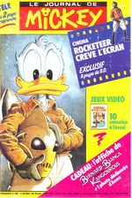Le journal de Mickey 2060 Magazine