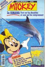 Le journal de Mickey 2134 Magazine