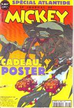 Le journal de Mickey 2580 Magazine