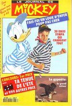 Le journal de Mickey 2137 Magazine