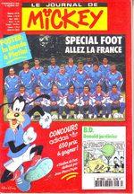 Le journal de Mickey 2056 Magazine