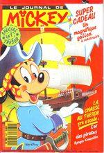 Le journal de Mickey 1977 Magazine
