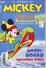 Le journal de Mickey 2332 Magazine