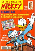 Le journal de Mickey 2235 Magazine