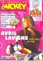 Le journal de Mickey 2718 Magazine