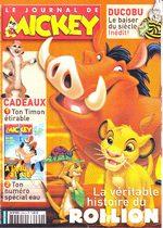 Le journal de Mickey 2700 Magazine