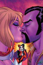 Harley Quinn & Power Girl # 4