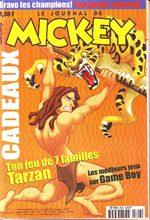 Le journal de Mickey 2508 Magazine