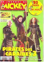 Le journal de Mickey 2867 Magazine