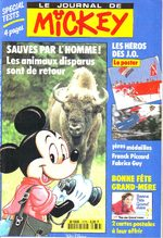 Le journal de Mickey 2070 Magazine
