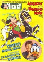 Le journal de Mickey 1653 Magazine