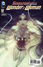 Sensation Comics Featuring Wonder Woman # 17