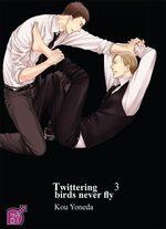 Twittering birds never fly 3 Manga