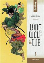 Lone Wolf & Cub 4