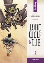 couverture, jaquette Lone Wolf & Cub Omnibus 8