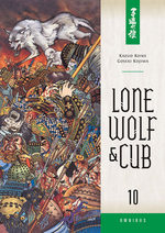 couverture, jaquette Lone Wolf & Cub Omnibus 10