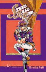 Jojo's Bizarre Adventure - Steel Ball Run 18 Manga