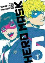 Hero Mask 5 Manga
