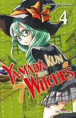 Yamada kun & The 7 Witches # 4