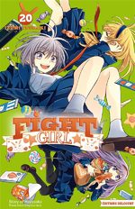 Fight Girl T.20 Manga