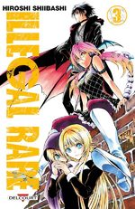 Illegal rare 3 Manga