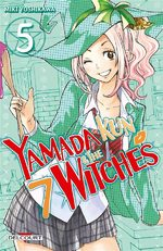 Yamada kun & The 7 Witches # 5