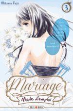Mariage, mode d'emploi 3 Manga