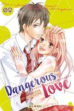 Dangerous love 2 Manga