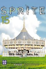 Sprite 15 Manga