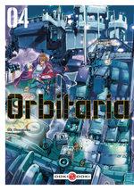 Orbitaria 4 Manga