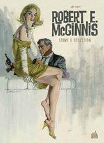 Robert E. McGinnis - Crime & séduction 1 Artbook