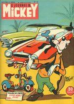 Le journal de Mickey 72 Magazine