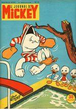 Le journal de Mickey 73 Magazine