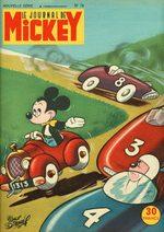 Le journal de Mickey 74 Magazine