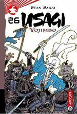 Usagi Yojimbo 26