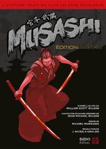 Musashi 1 Global manga