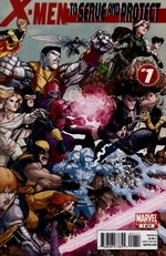 X-Men - To Serve and Protect # 1