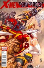X-Men - To Serve and Protect # 2