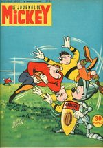 Le journal de Mickey 81 Magazine