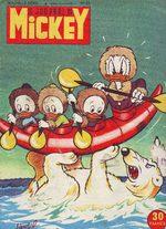 Le journal de Mickey 84 Magazine
