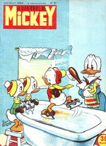Le journal de Mickey 87 Magazine