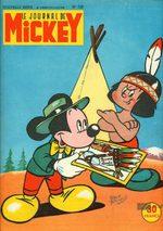 Le journal de Mickey 136 Magazine