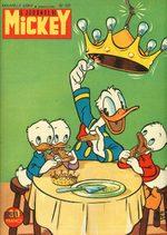 Le journal de Mickey 137 Magazine