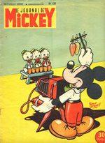 Le journal de Mickey 138 Magazine