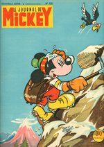 Le journal de Mickey 139 Magazine
