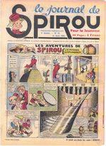 Le journal de Spirou 72