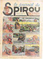 Le journal de Spirou 74
